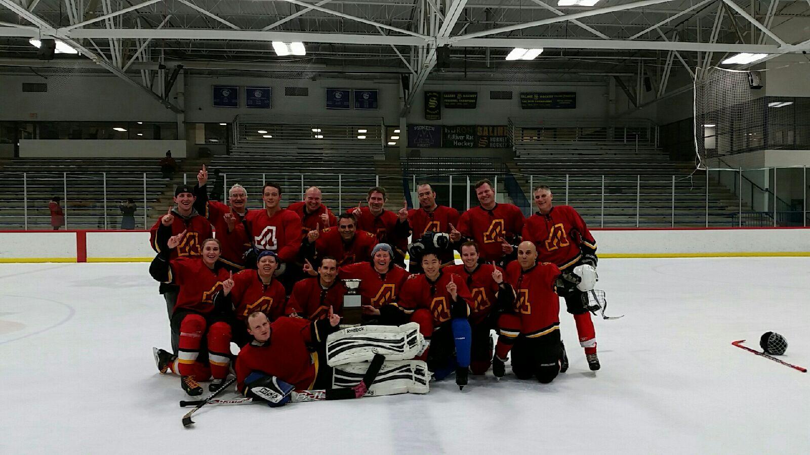 Aventinus wins its first championship!