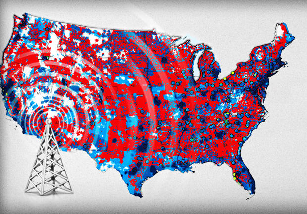 Ruinations Nationwide Coverage PUnsuccessful Ashleys Hockey - Cell phone network coverage map